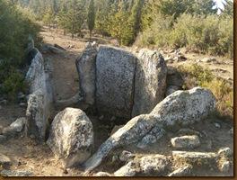 Dolmen de la Mina  - Artajona
