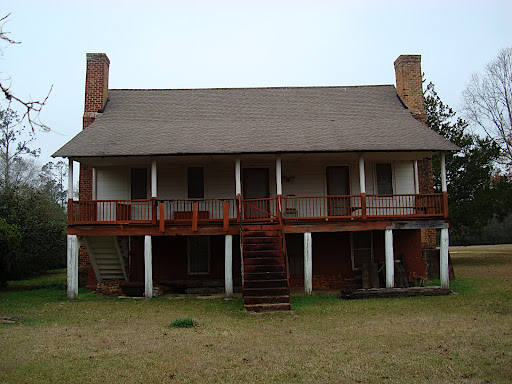 John Ford Home, Sandy Hook, Marion County, MS