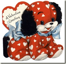 free-vintage-valentine-card-red-puppy-blue-bow