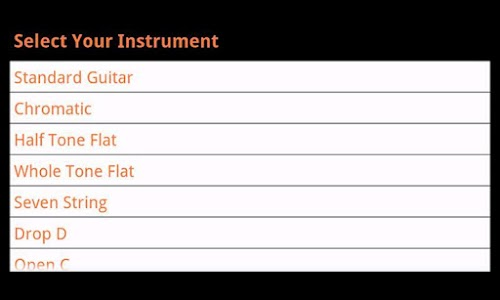 Tun-d Free Tuner  (Outdated) screenshot 3