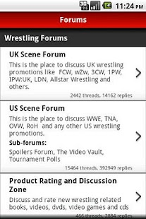 Talk Wrestling - screenshot thumbnail