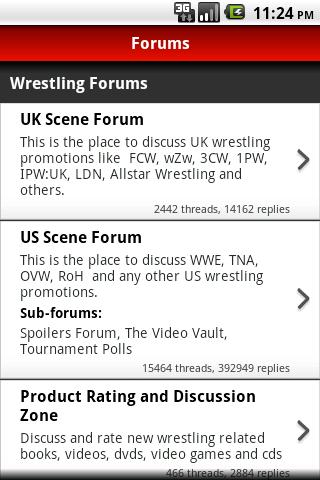 Talk Wrestling - screenshot