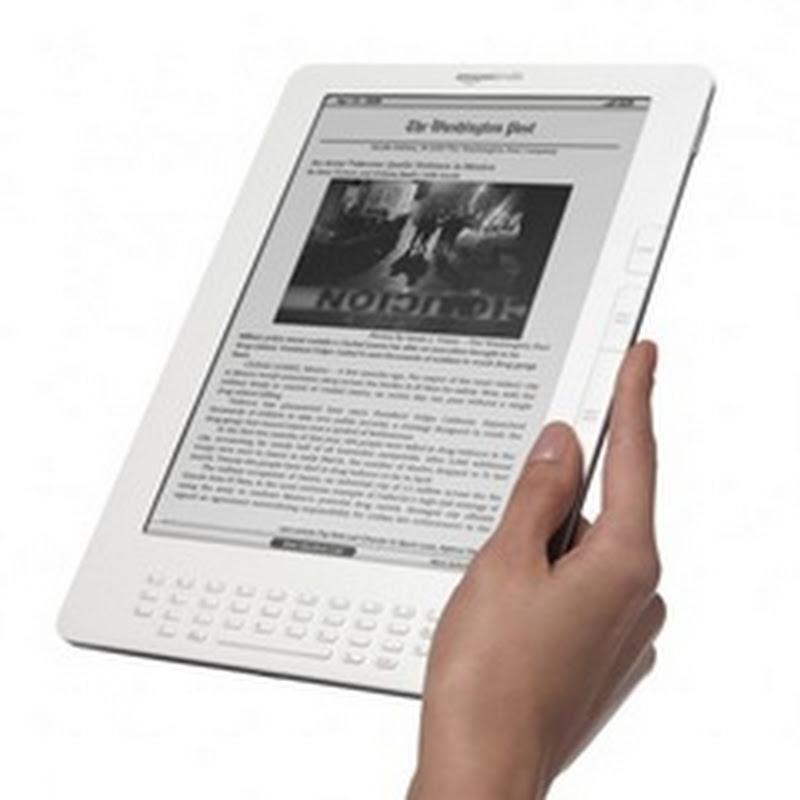 Kindle sells more than printed books