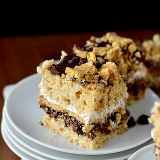 S'more Rice Krispie Treats