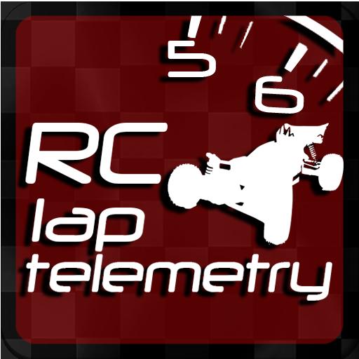 RC Lap Telemetry LOGO-APP點子
