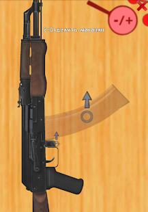 RPK-74 stripping - náhled