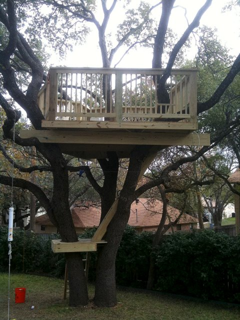 Every kid s dream tree house how to build it - Make a house a home ...