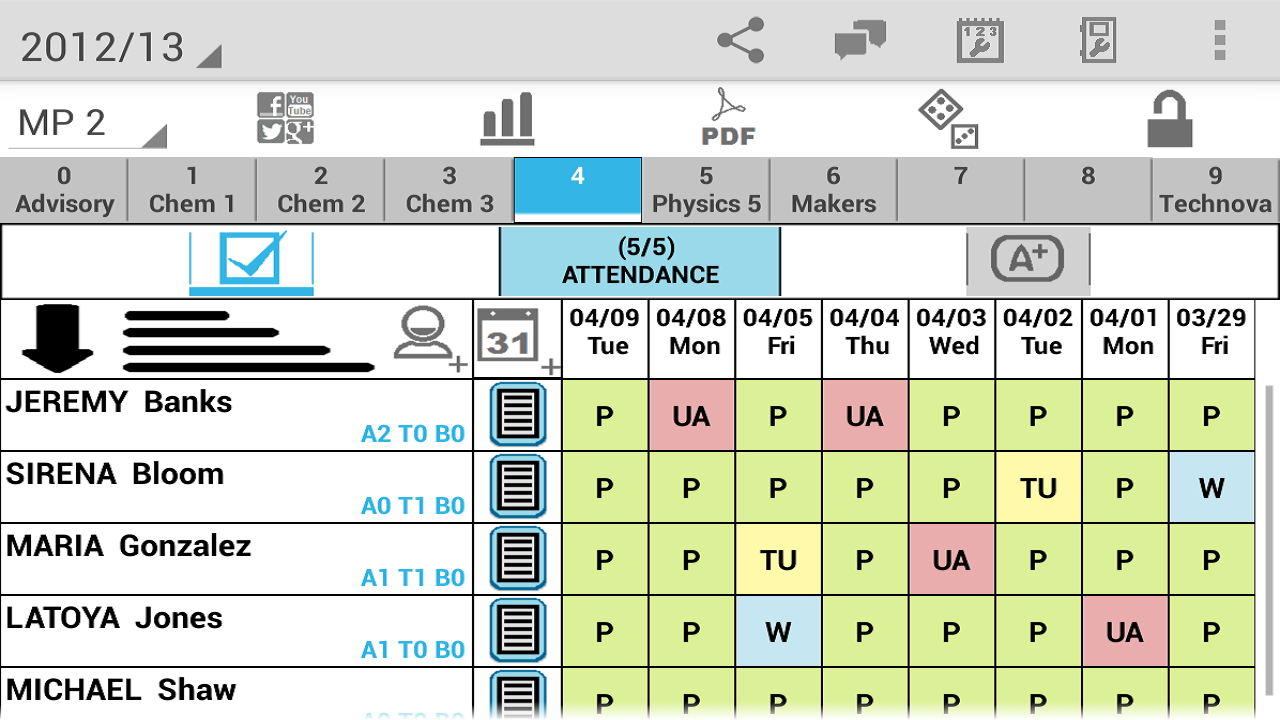 Teacher Aide Pro (v1) - screenshot