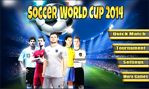 Real Soccer World Cup 2014