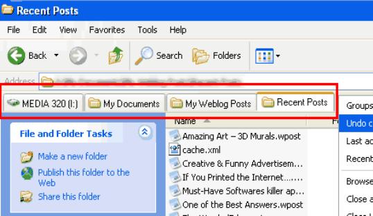 The Genesis of Vexing!!!: Windows Explorer Plugins