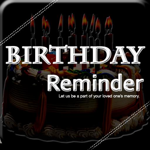 Birthday Reminder 工具 App LOGO-APP試玩