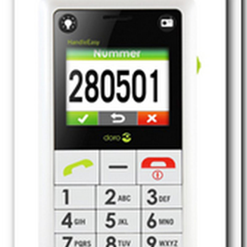 Doro Launches HandleEasy 330 & 326i GSM Wireless Handsets in the U.S.