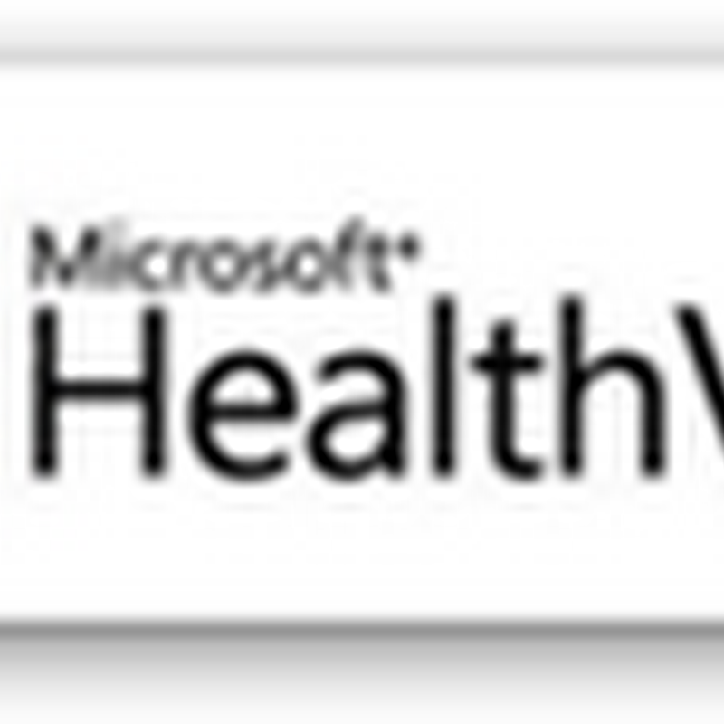US Surgeon General Speaks About Microsoft Healthvault Collaboration with My Family Health Portrait