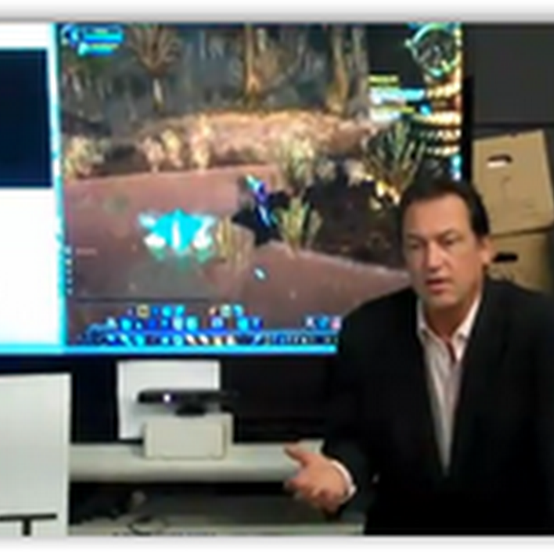 Could HealthVault Develop a Hack For Kinect Like World of Warcraft Has? (Video)