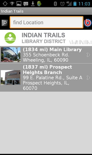 【免費教育App】Indian Trails Library District-APP點子