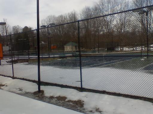 Beautiful Indoor Tennis: In North Reston, Cabin Fever Sets In