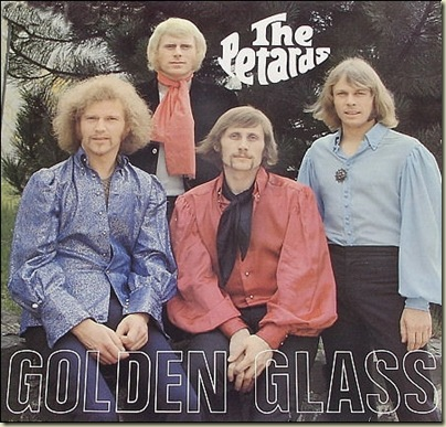 Petards - Golden Glass
