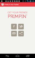 Screenshot of Pretty in my Pocket (PRIMP)