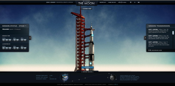 аполлон запуск