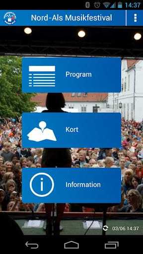 Nord-Als Musikfestival app