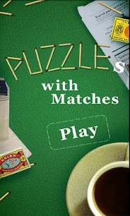 Puzzles with Matches- screenshot thumbnail