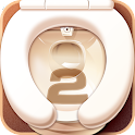 100 Toilets 2:room escape game icon