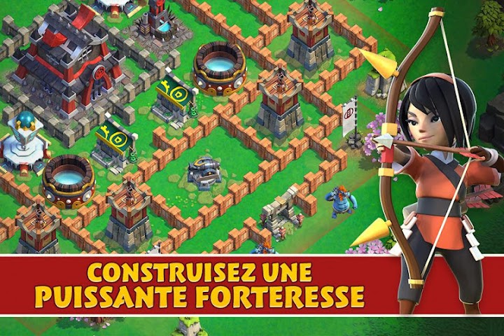 android Samurai Siege: Alliance Wars Screenshot 19
