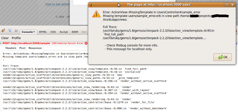 Ajax error handling with ruby on rails and jquery - house9