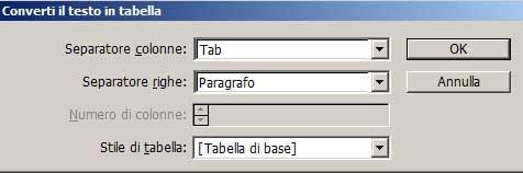 tabelle_convertiiltestointabella