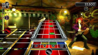 free Rock Band Unplugged Lite for psp