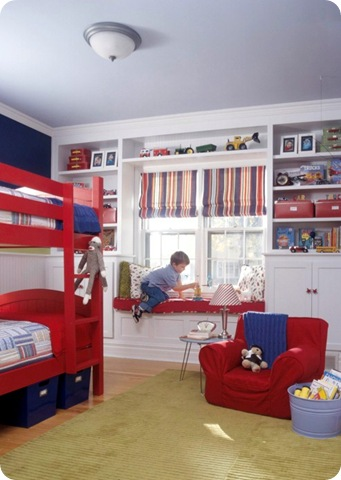 primary colors room