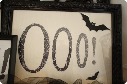 Easy Halloween art