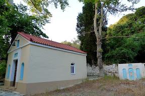 Ayios Yannis Kapelle
