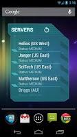 Screenshot of Widgets for Planetside 2