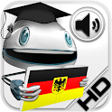 German Verbs HD LearnBots icon