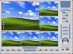 Multi-Screen Remote Desktop