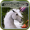 Mahjong - Garden of Unicorns icon
