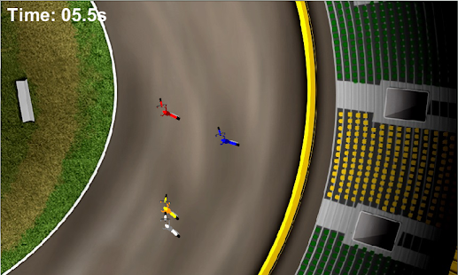 Speedway Challenge Game- screenshot thumbnail