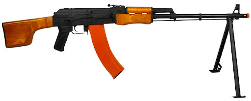 Airsoft Guns, Echo1 USA RPK LMG AEG,Airsoft RPK, Russian Support Weapon, Airsoft light machine gun, kalashnikov,AEG, LMG, AK47,pyramyd air, airsoft obsessed