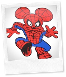spidermouse