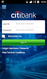 Citibank Indonesia - screenshot thumbnail