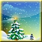 Winter Snowfall Full Wallpaper icon