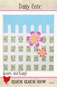 Daisy Gate Cover