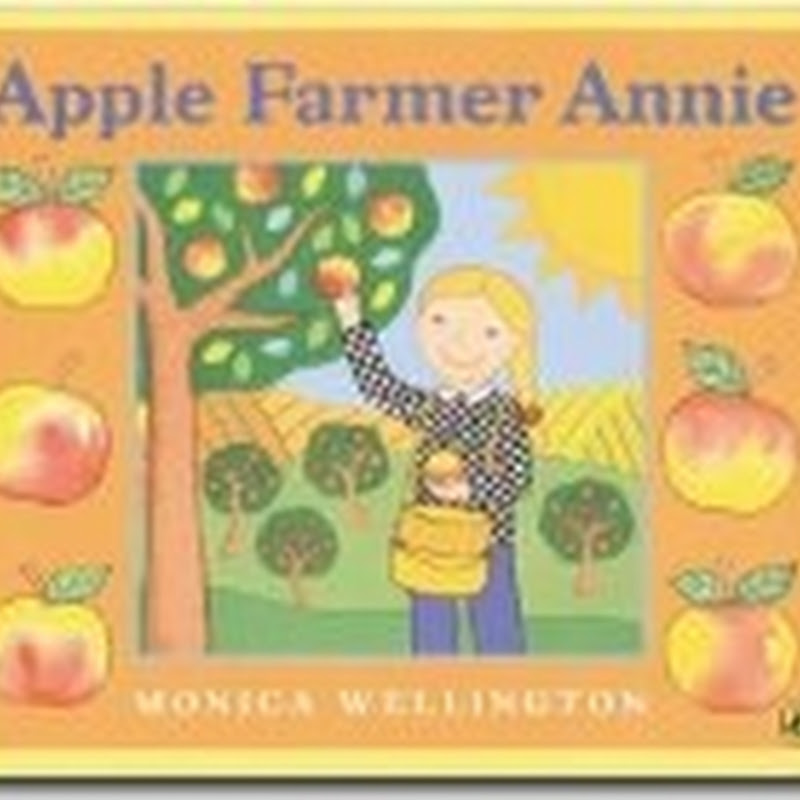 Books for Preschoolers About Fall