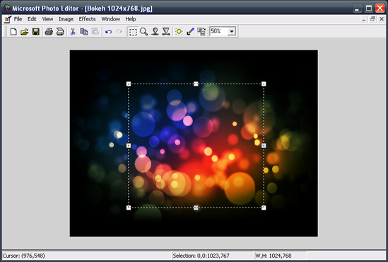 Appatic: Microsoft Photo Editor Portable