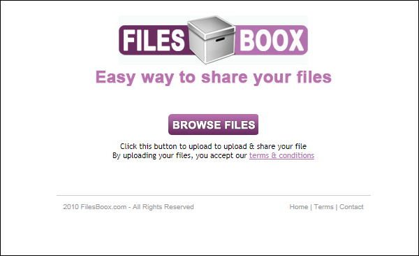 FilesBoox.com screenshot