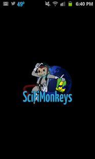 SciFi Monkeys- screenshot thumbnail
