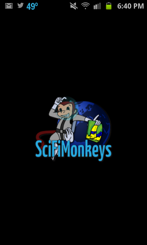 SciFi Monkeys- screenshot