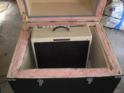 my homemade isolation cabinet ultimate guitar. Black Bedroom Furniture Sets. Home Design Ideas