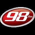 98 FM Curitiba icon